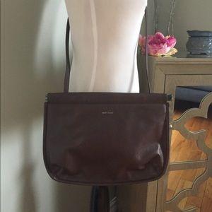 Matt & Nat Crossbody Bag Purse Brown Vegan clutch